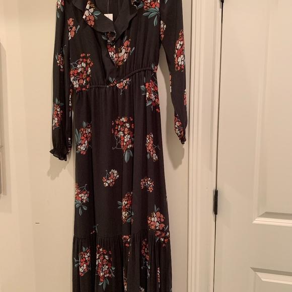 LOFT Dresses & Skirts - Loft Floral Maxi Dress